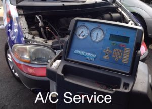 A/C repair Triangle Auto