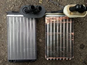 New heater core, cooling system service, Chicago