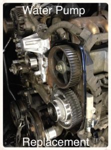 new water pump, Cooling System Repair, Chicago